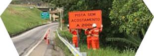 Conservação de Rodovias Peso Engenharia