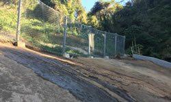 Barras de Aço Tracionadas e Ancoradas para Estradas e Rodovias