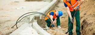 Serviços de Infraestrutura Urbana, Edificações, Ruas Públicas, Loteamentos, Condomínios e Escolas