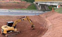 Terraplenagem, Canais de Navegação e Irrigação para Rodovias, Ferrovias e Aeroportos